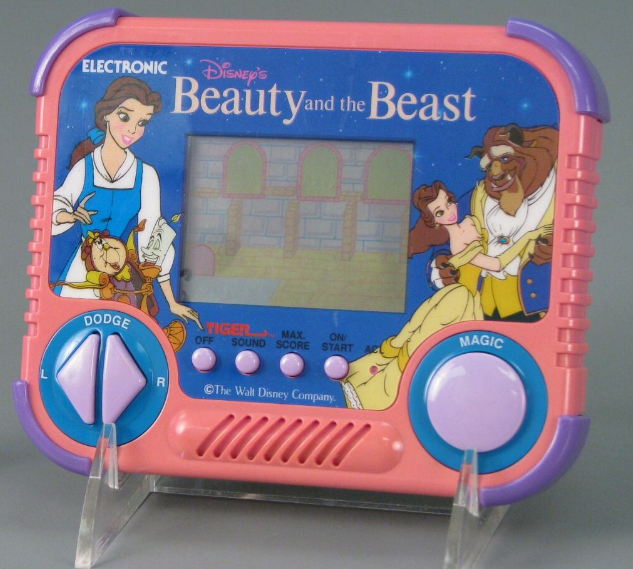 Beauty & the Beast game