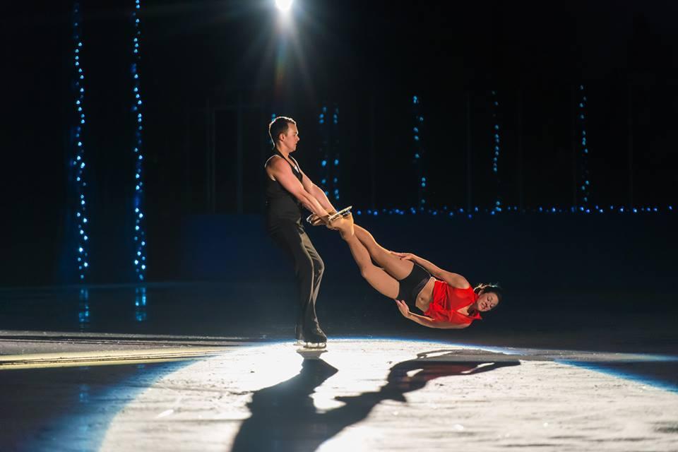 Jennifer Payne, Figure Skater