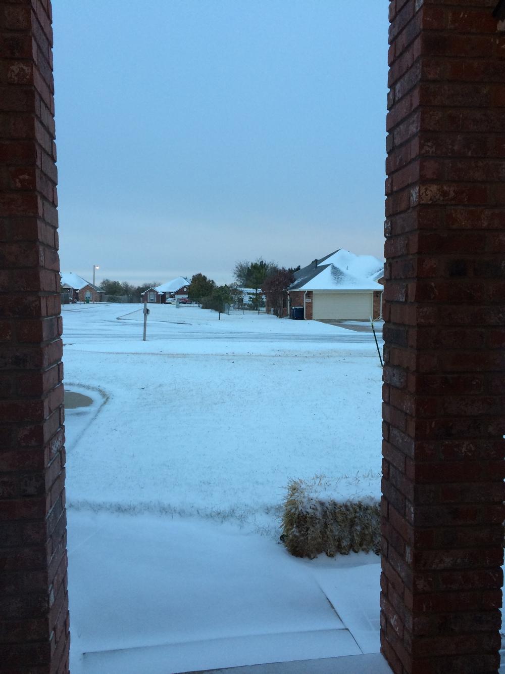 Snow Day 11/16/14