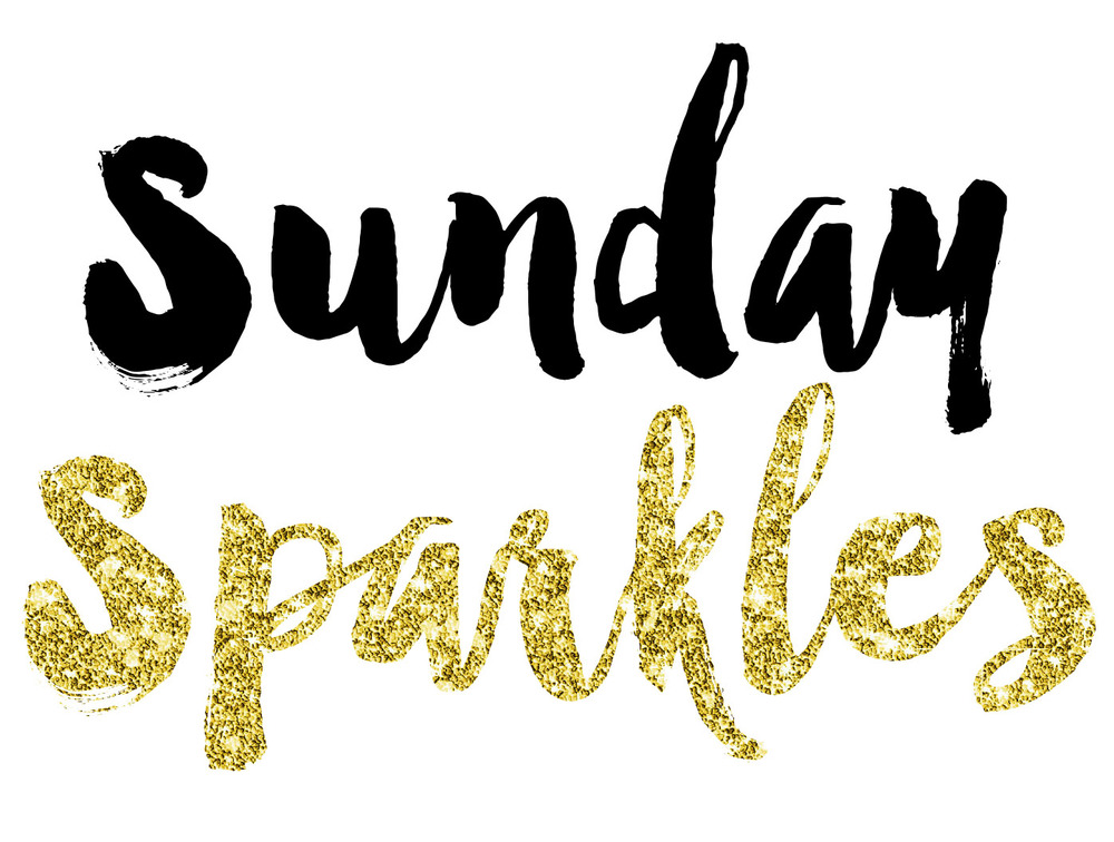 Sunday Sparkles - A Mrs Robbins Sparkles Newsletter is coming soon!