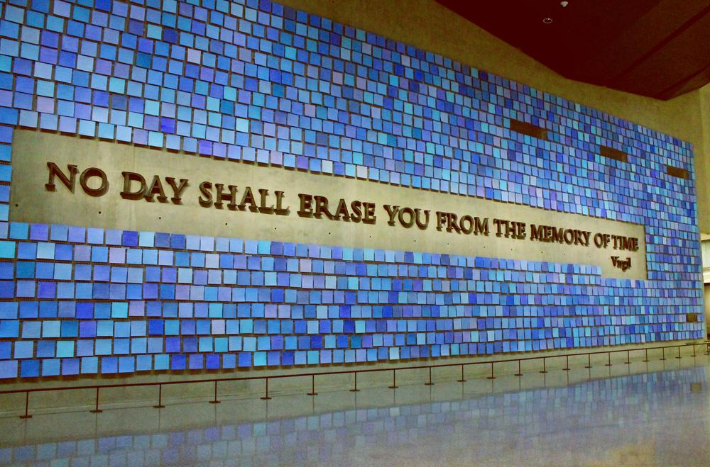 9/11 Memorial Museum || MrsRobbinsSparkles.com