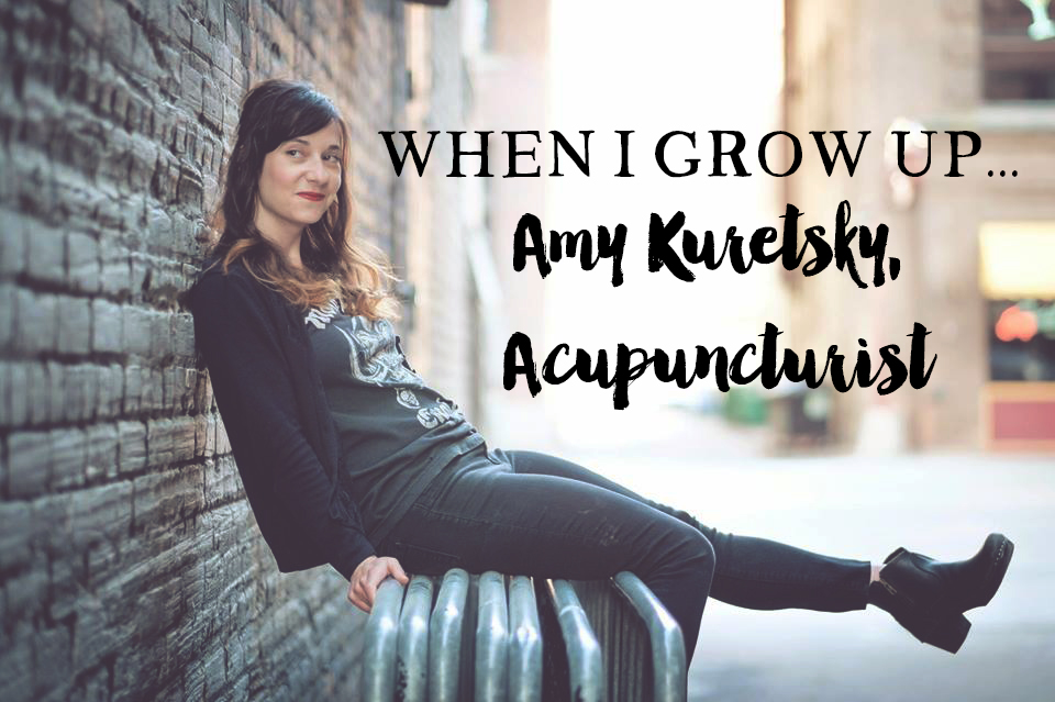Amy K, Acupuncturist