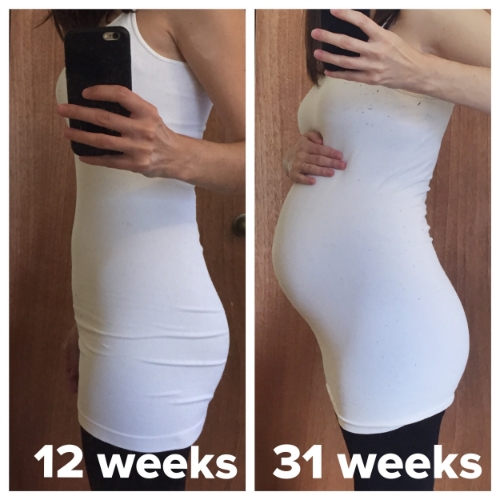 12 weeks vs 31 weeks