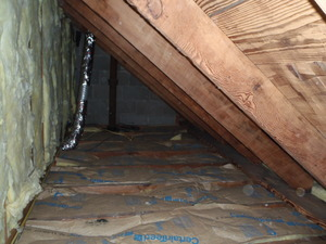 What is a knee wall? — Energy Audit | Air Sealing | Insulation ...