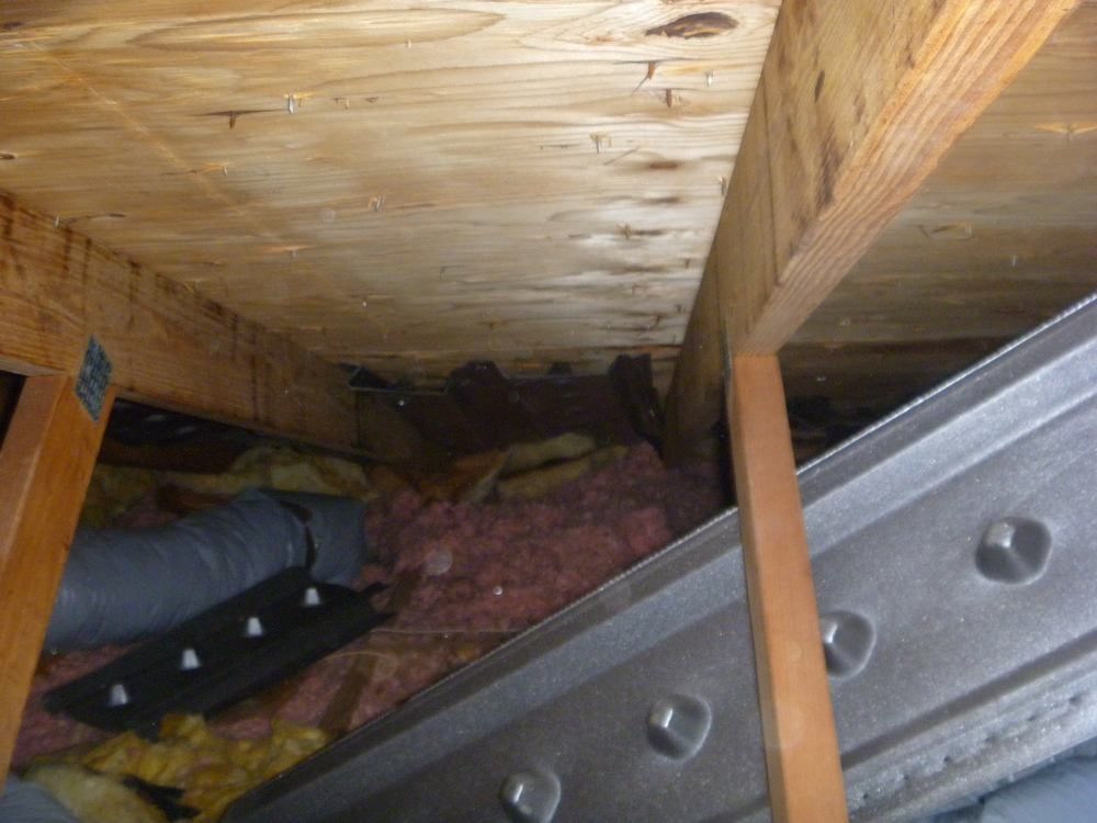 What Are Eave Chutes Energy Audit Air Sealing