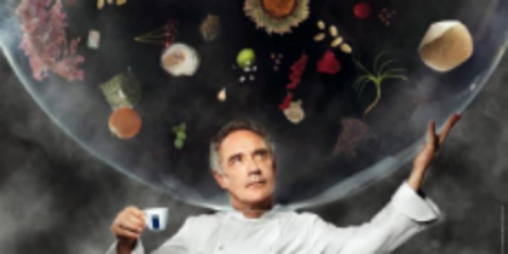 The Latin Kitchen, March 2014 Coffee Talk: Ferran Adria and Giuseppe Lavazza