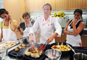 The Star Ledger, September 2014 Gutsy Gourmet: Going back to (cooking) school this fall