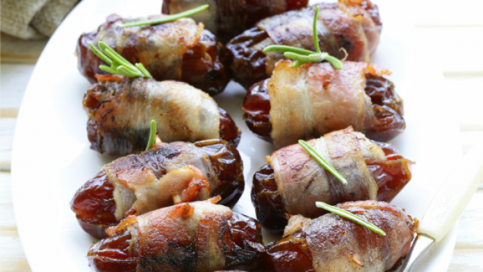 SheKnows.com Tailgating Recipes Devils on Horseback Recipe