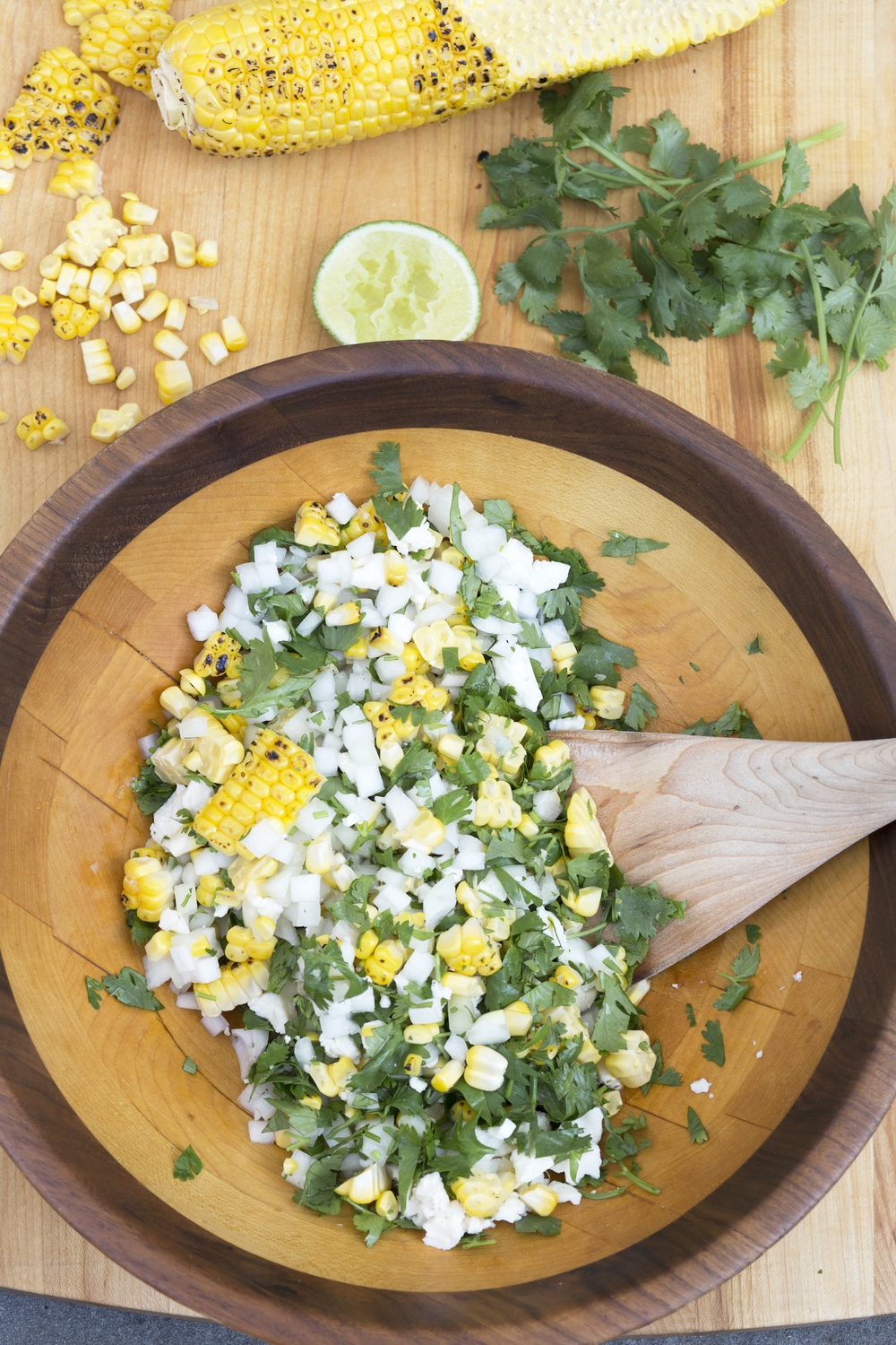 Mexican Corn Salad Lonny Ashton Keefe