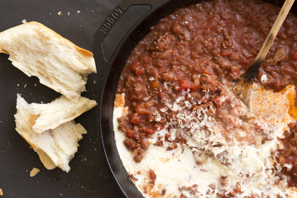 Classic Beef Bolognese