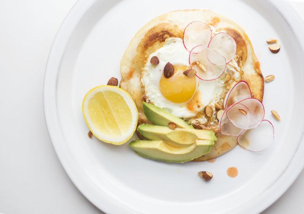 Fried Egg Tortilla