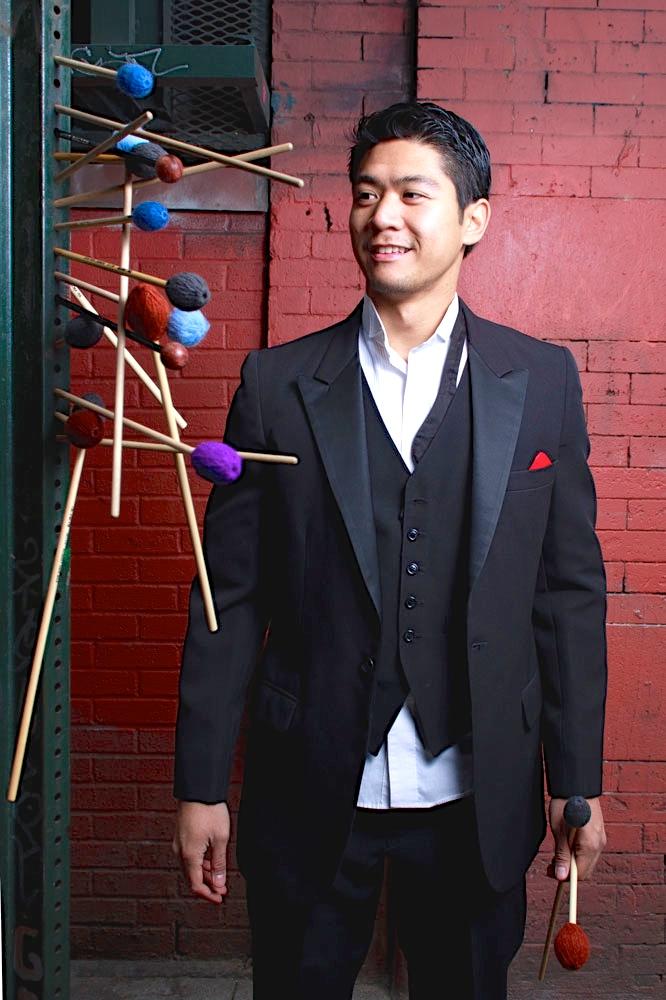 Reynaldo Soriano, percussion