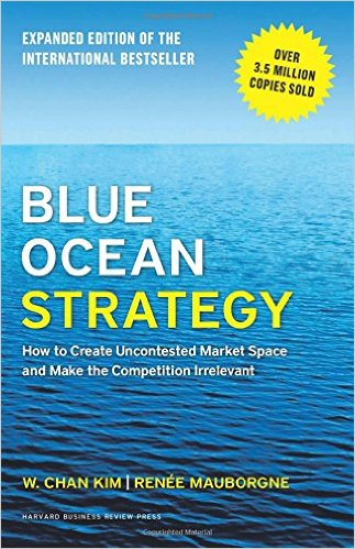 Blue Ocean Strategy by kim and maubogne