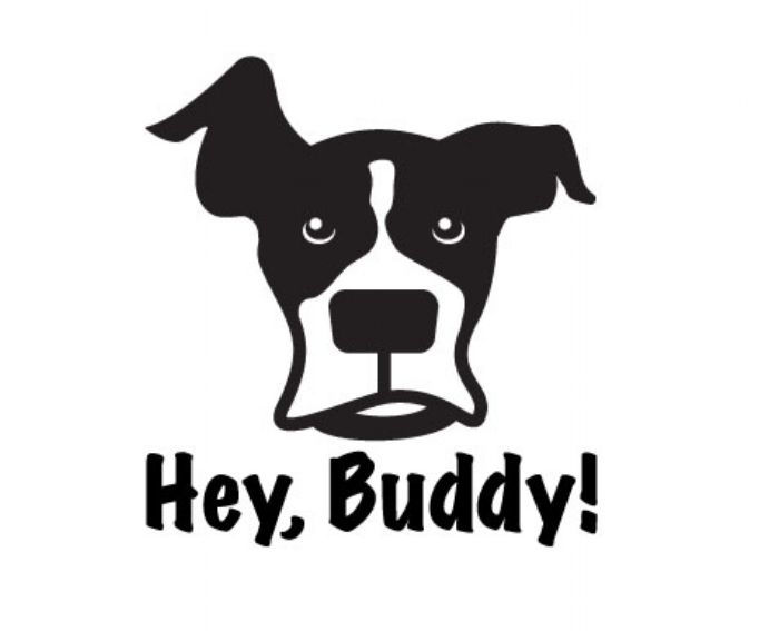 Hey, Buddy! logo