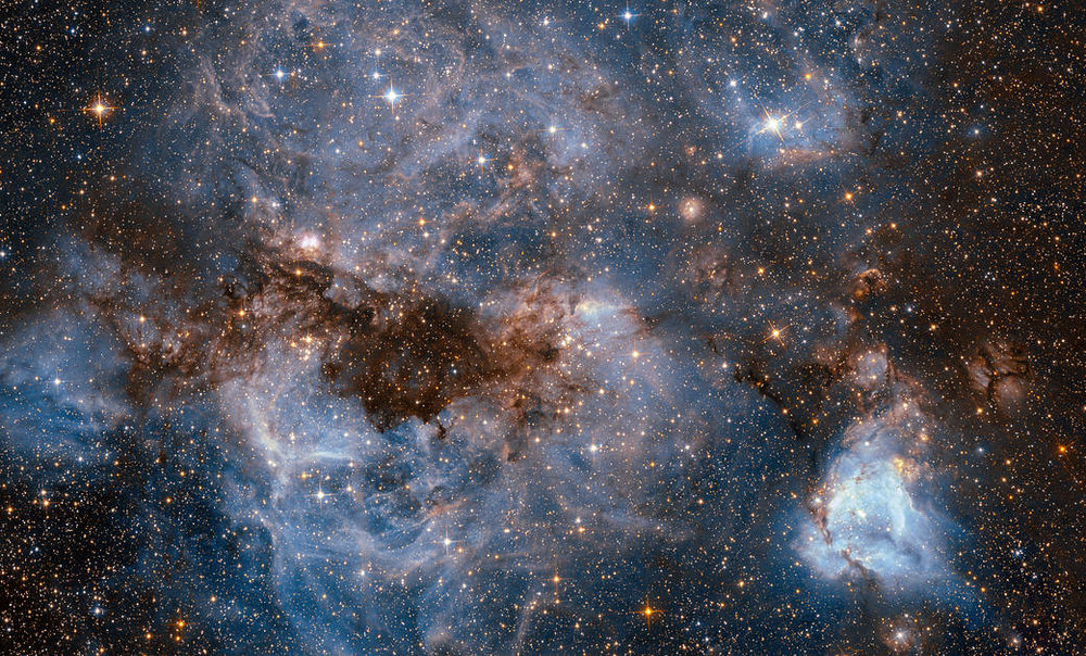 Hubble peers into a storm.  www.nasa.gov