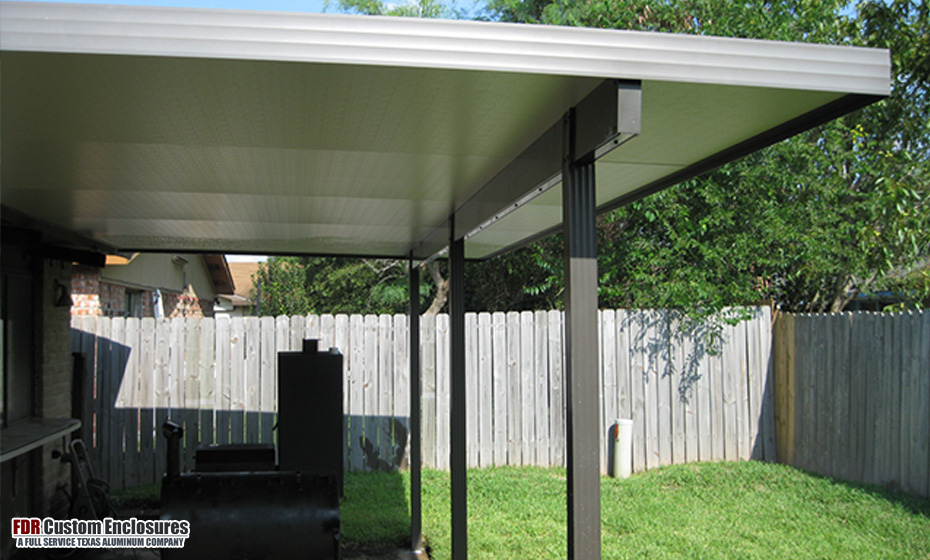 Patio Covers — FDR Custom Enclosures