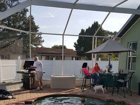 More than just a pool enclosure!