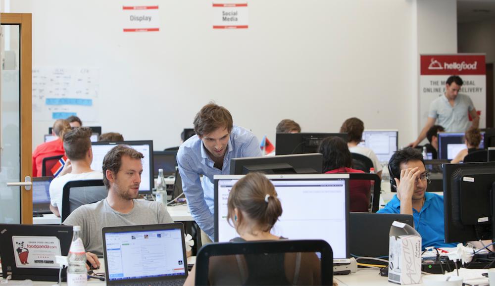 Rocket Internet Office Berlin