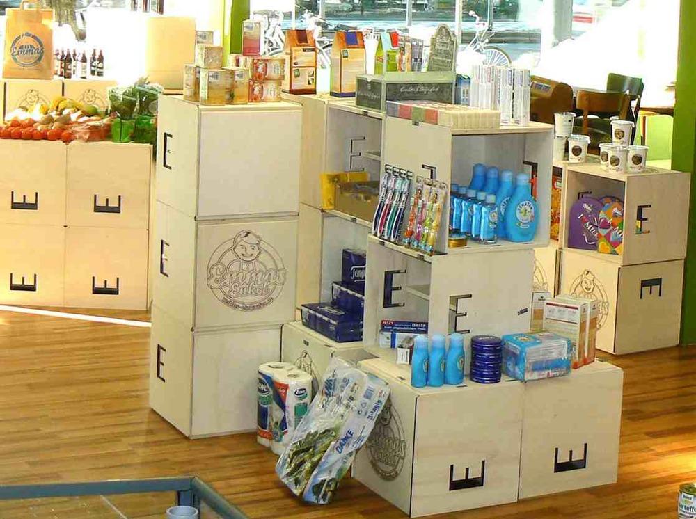 Emma's Enkel Shop Interior Düsseldorf