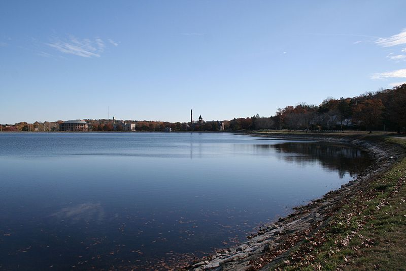 The Cleveland Circle Reservoir