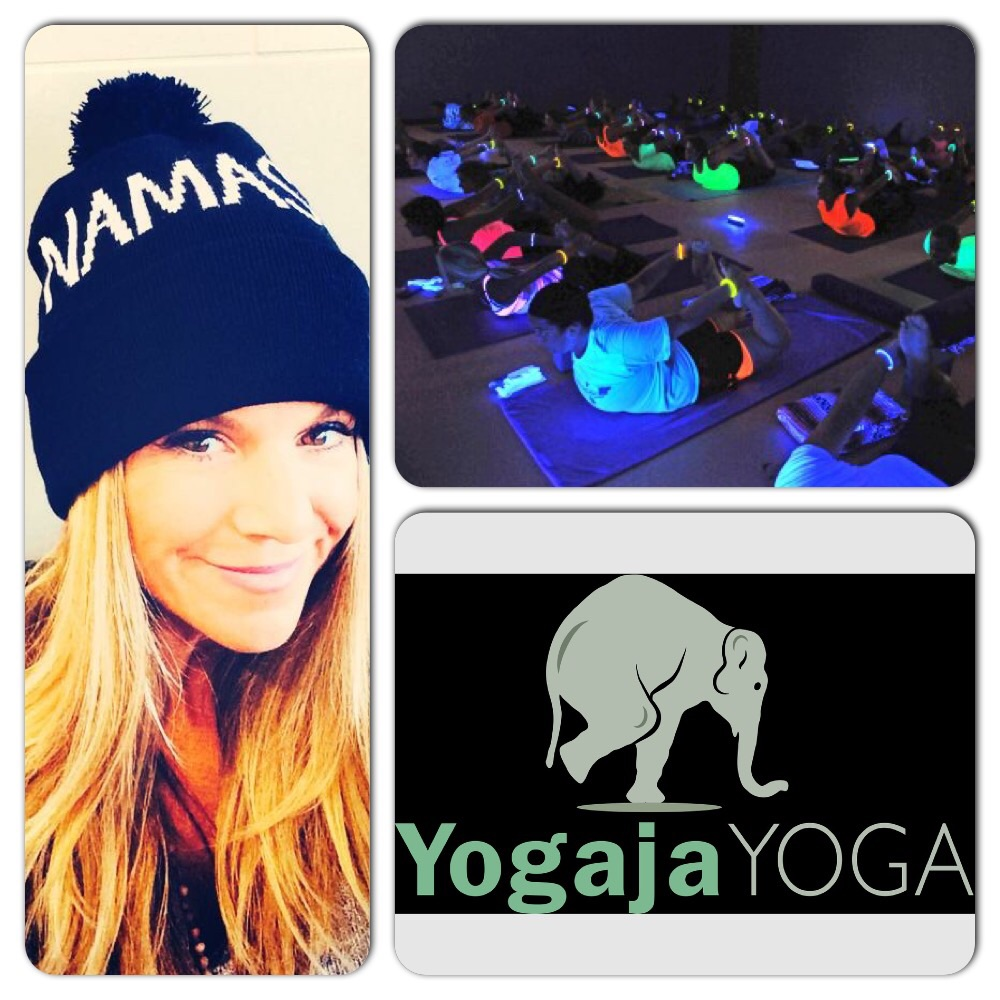 July 31st 5:45pm Yogaja Yoga