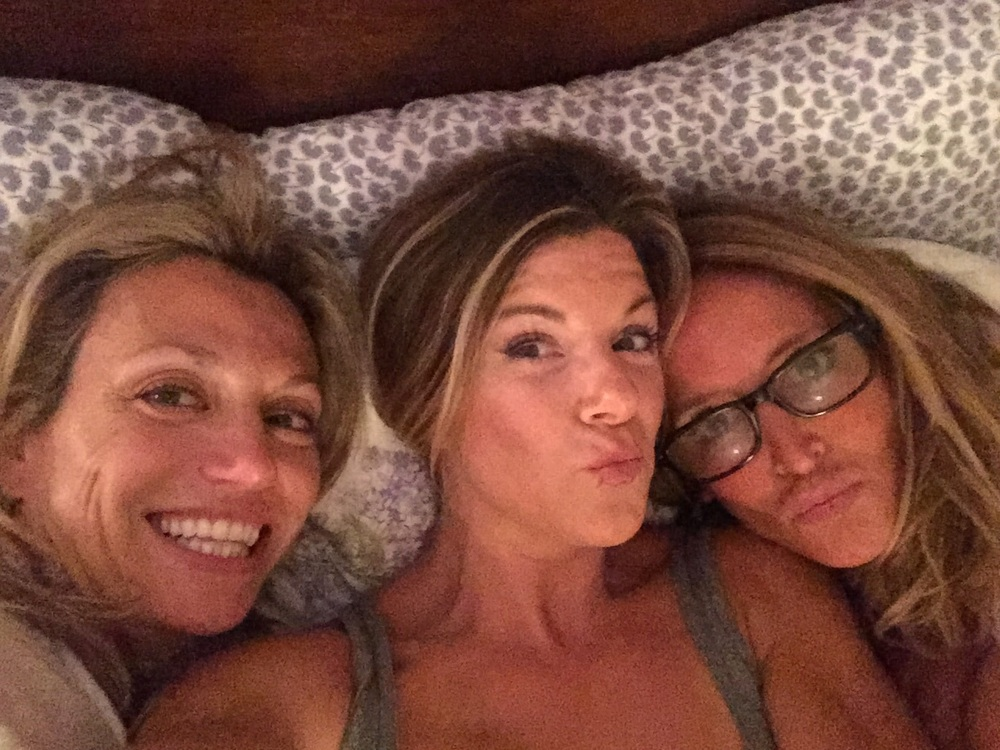Slumber party with my favorite Doctors!;)