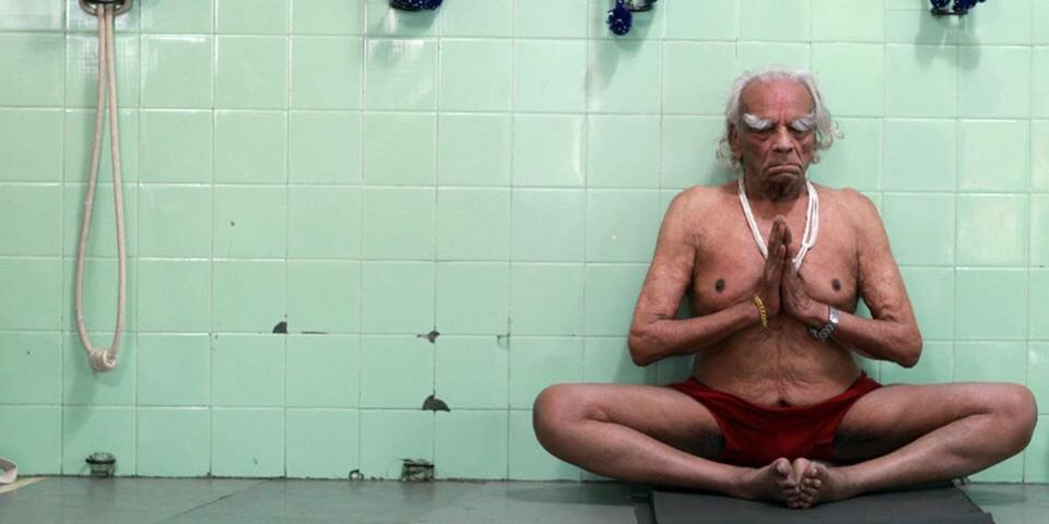 """Yoga saved my life. I took it for my health and then I took it as my mission""  -BKS Iyengar RIP"