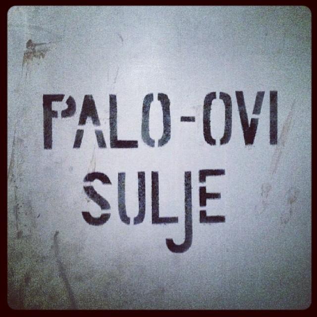 Palo-ovi