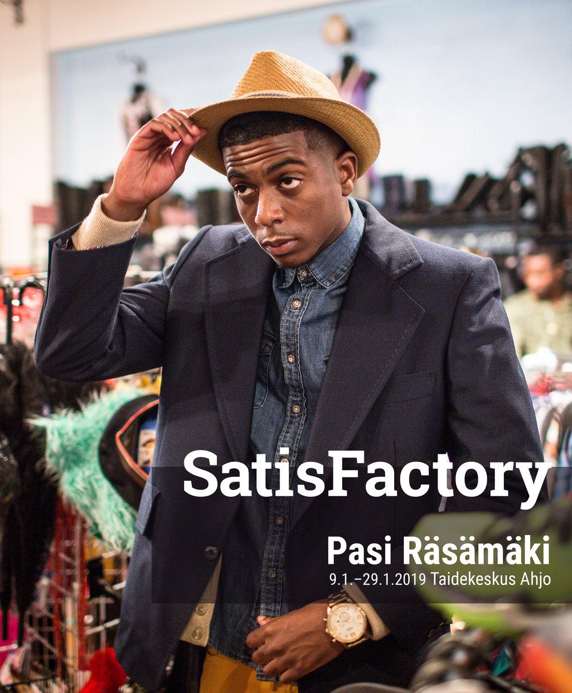 SatisFactory poster