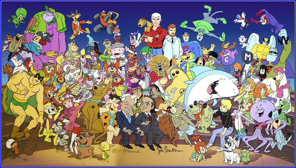 5 Best Cartoon Characters : Top five greatest hanna barbera cartoon characters of all