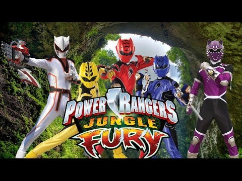 Top five power rangers spin offs explodeded 5 power rangers jungle fury voltagebd Image collections