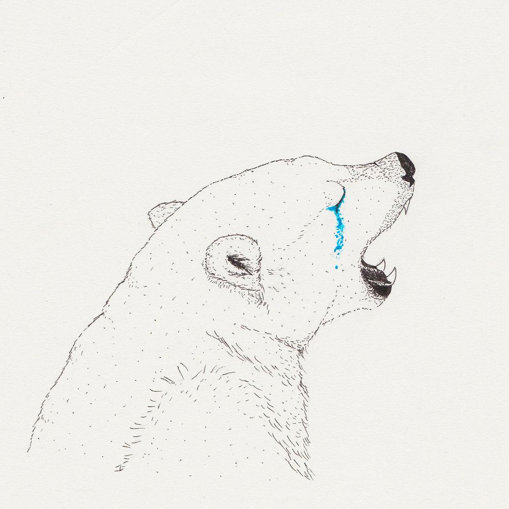 """""""Totem- Polar Bear"""""""