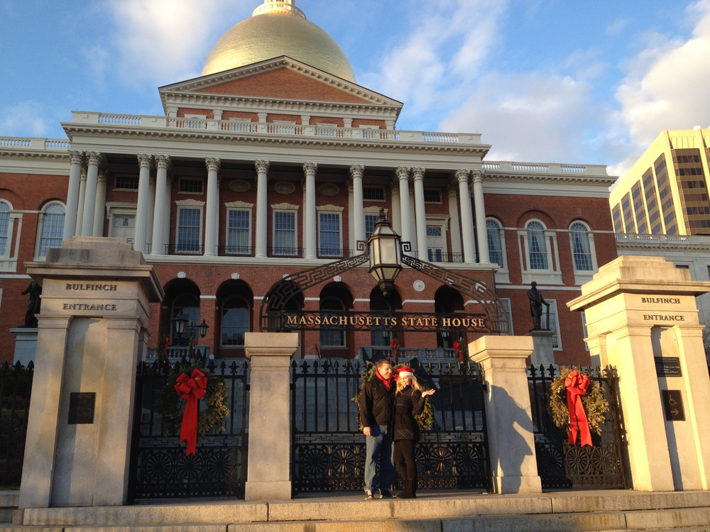Me at the State House in November 2015 representing insurance companies to cover continued care.