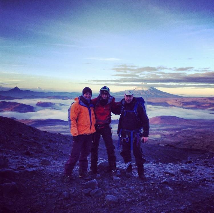 Climbing Kilimanjaro!