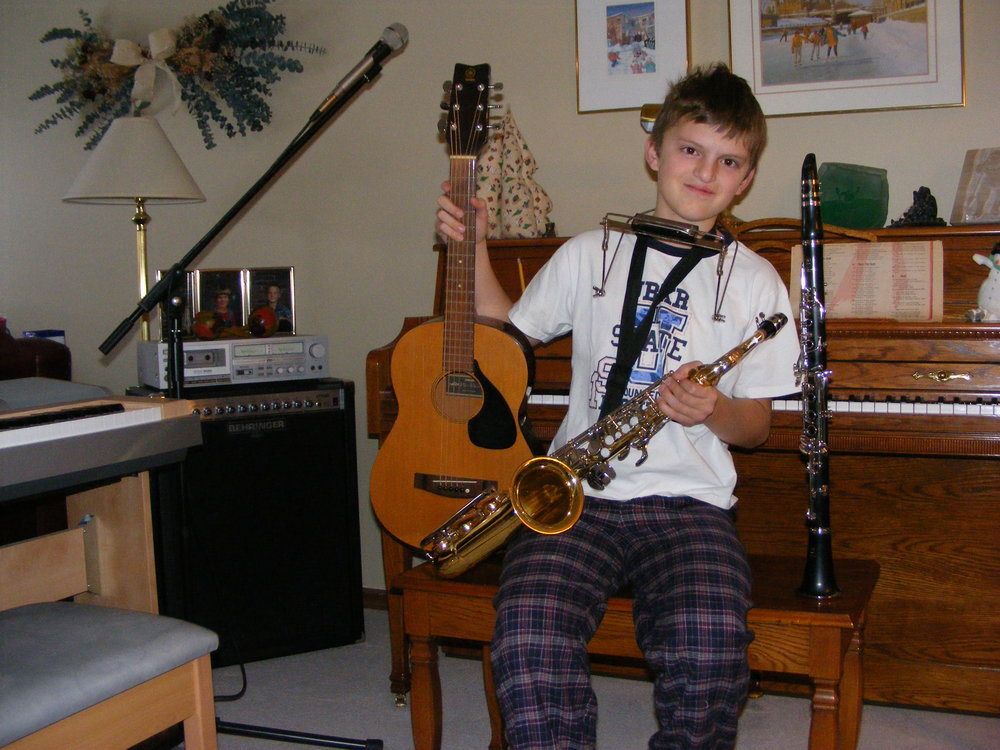 Since a young age, music has always been an important part of my life.