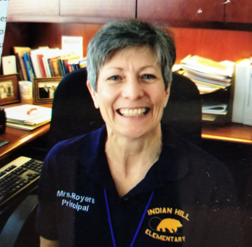 """""""Principal"""" - I loved being the principal of Indian Hill Elementary! It was more than a job; it was my calling."""