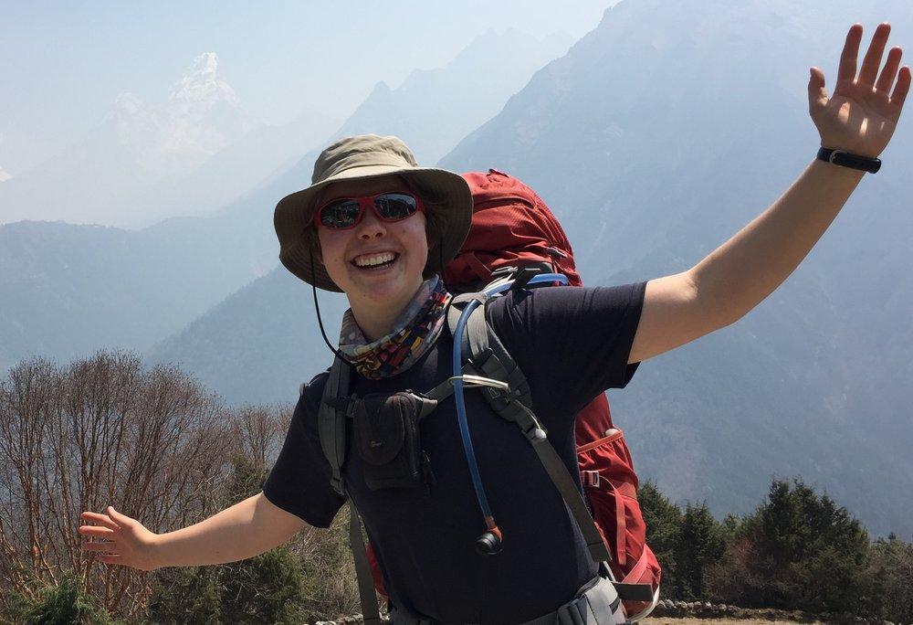 Trekking in Nepal, Spring 2017