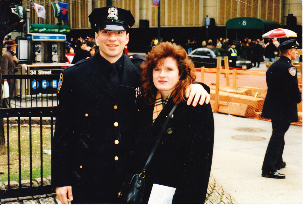 NYPD Graduation Day