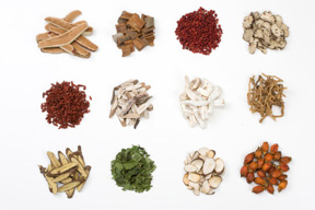 We combine herbs with acupuncture to treat internal imbalances.