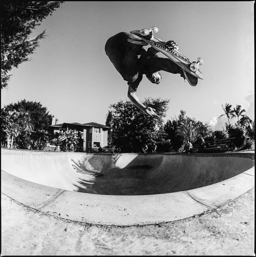 Dusty Owens - backside air