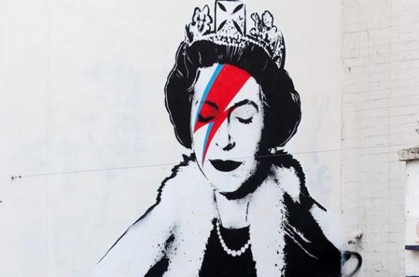 Banksy byMajesty Stardust