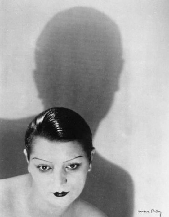 Kiki by Man Ray, 1926   posted by  hoodoothatvoodoo
