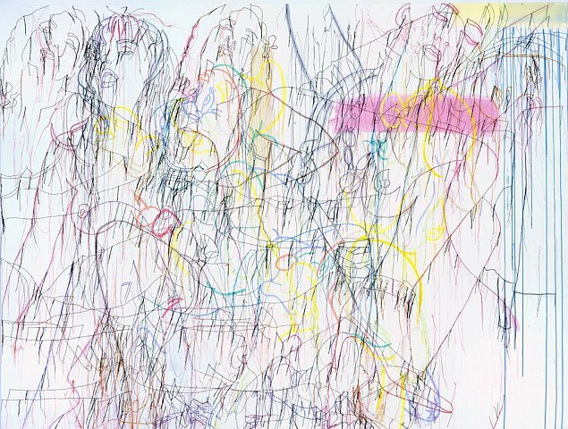 Work by Ghada Amer   Posted by:  trouve-moi