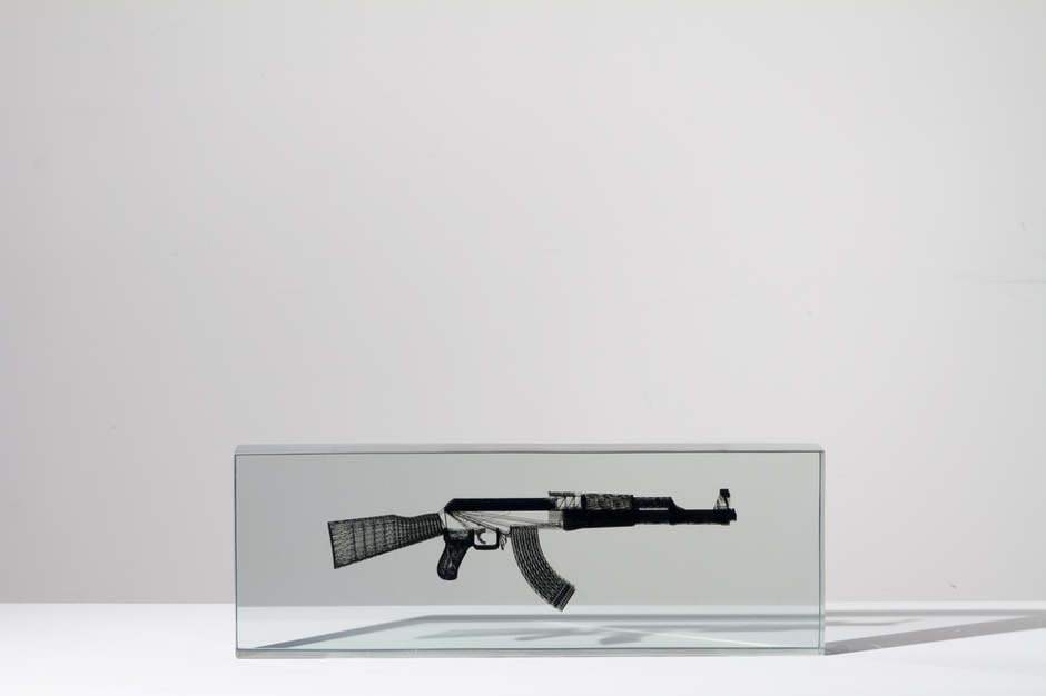 DUSTIN YELLIN'S AK-47 on GREY AREA'S BAD FOR ME