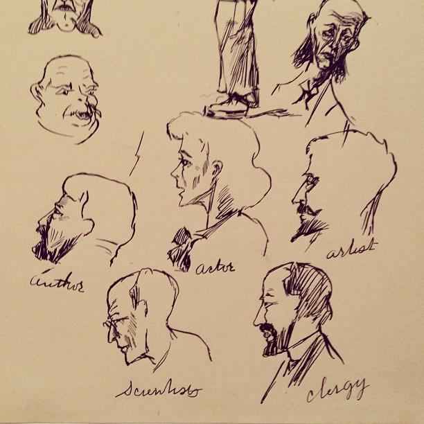 Stereotypes by Edward Hopper @whitneymuseum #edwardhopper #greyvisits