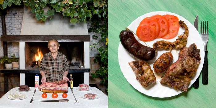 Connecting great food to its source, photographer Gabriele Galimberti serves up images of international grandmothers and their secret specialties.   via INSTITUTE for Artist Management    http://bit.ly/16DieOu