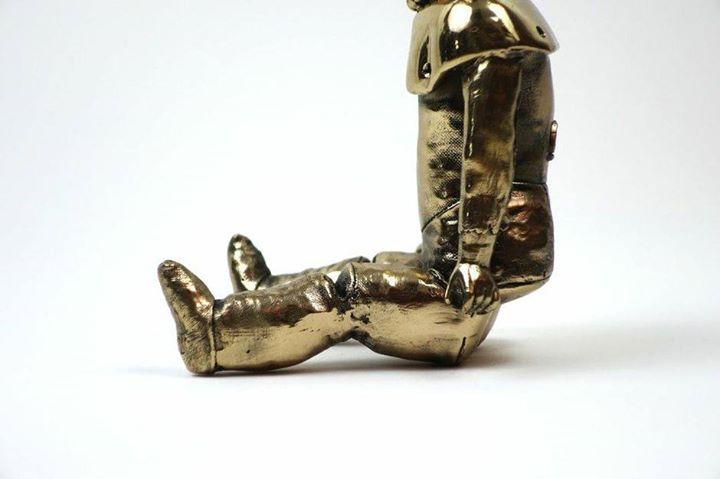 Bronze Baby  by Cheryl Ekstrom