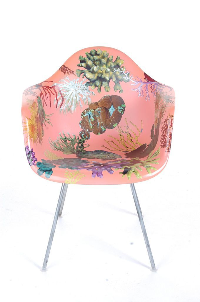 Introducing    The  Coral Chair  by Phillip Estlund
