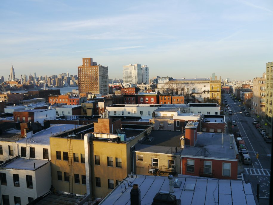 GREY AREA'S LAST WEEK IN OUR WILLIAMSBURG OFFICE