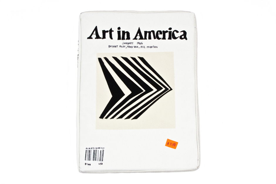 Who says print is dead? Art Magazines by Megan Whitmarsh